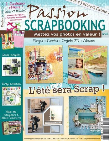 Blog candy chez&quot&#x3B;Passion scrapbooking&quot&#x3B;...