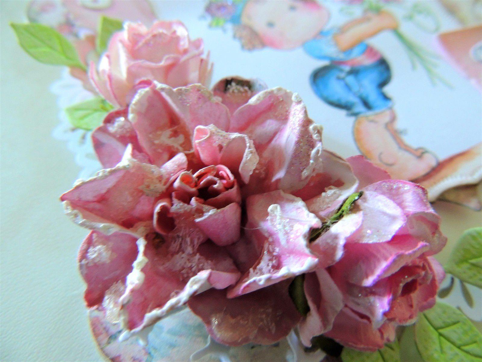 ..gros plan sur ma fleur ...