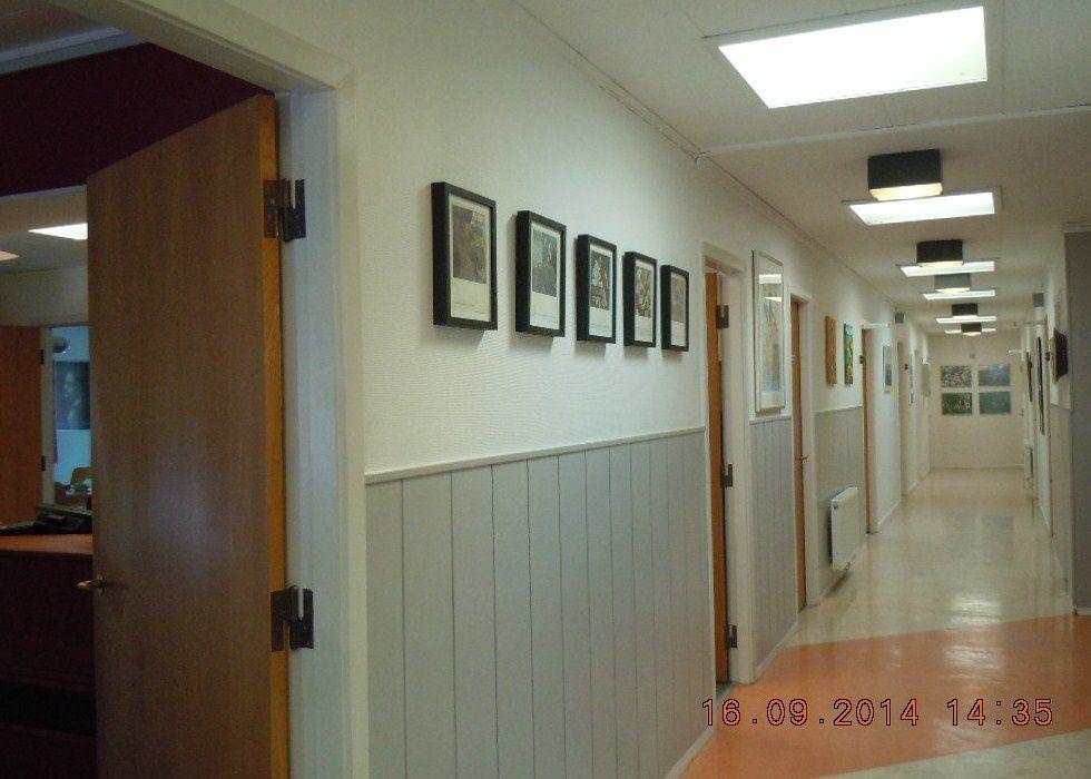 RØDBY LÆGECENTER   -   Centre médical de Rødby