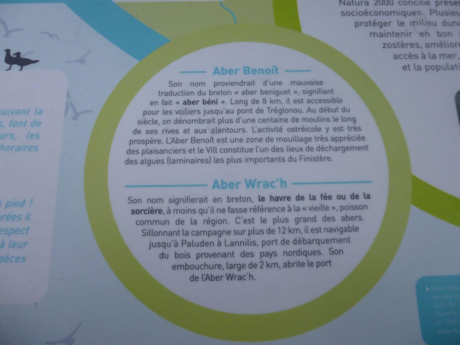 les Abers Wrac'h et Benoît : pour mieux comprendre