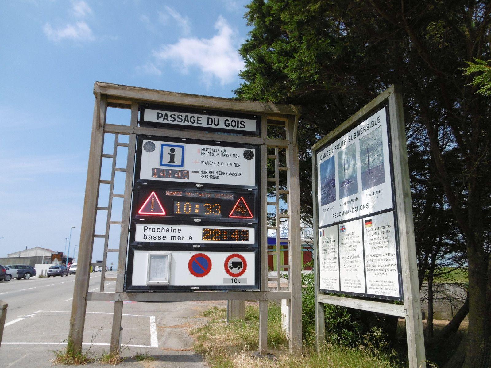 de Noirmoutier à Port Bourgenay (85) - la côte Vendéenne sur le GR 8