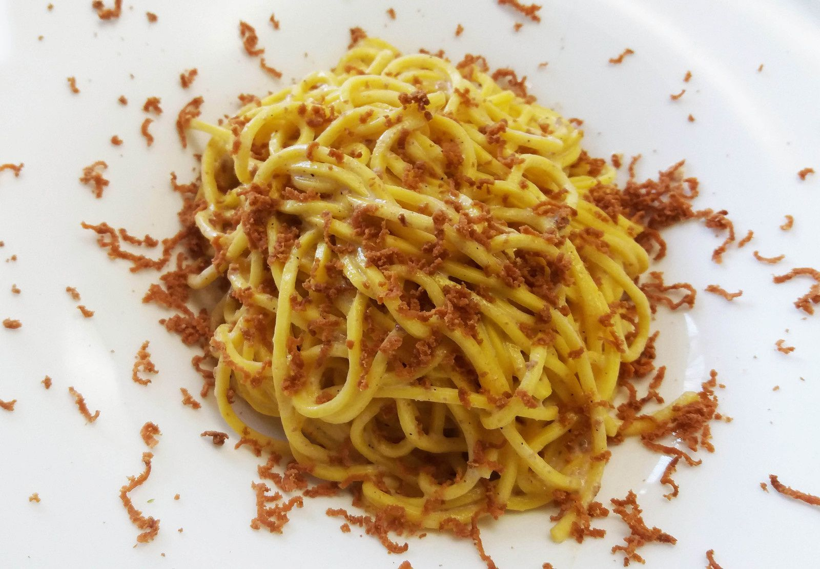Bottarga alla Johnny Guitar