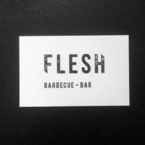 CARTON ROUGE : Flesh , Paris