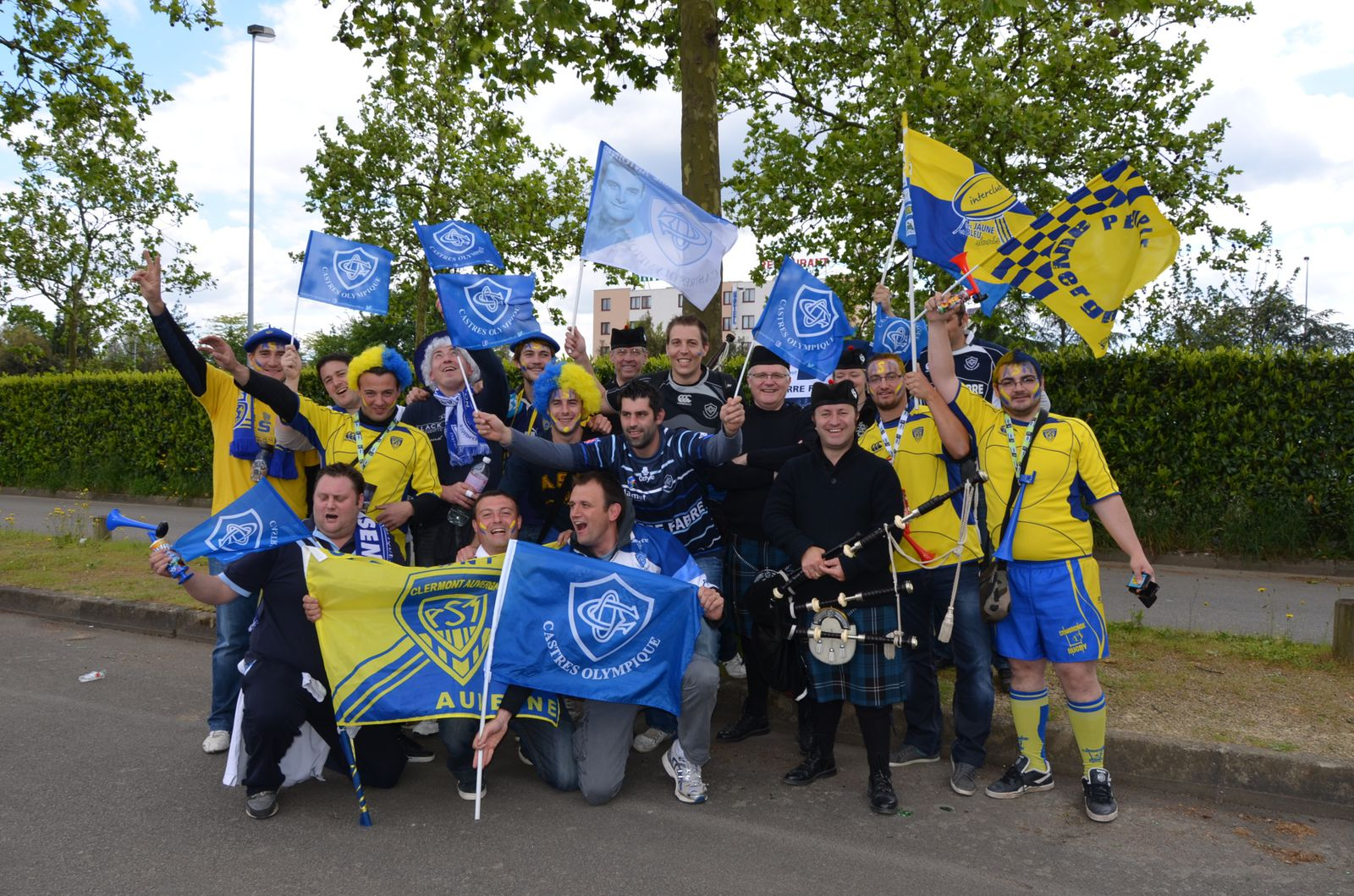 Rugby Top 14 - La Beaujoire - Nantes