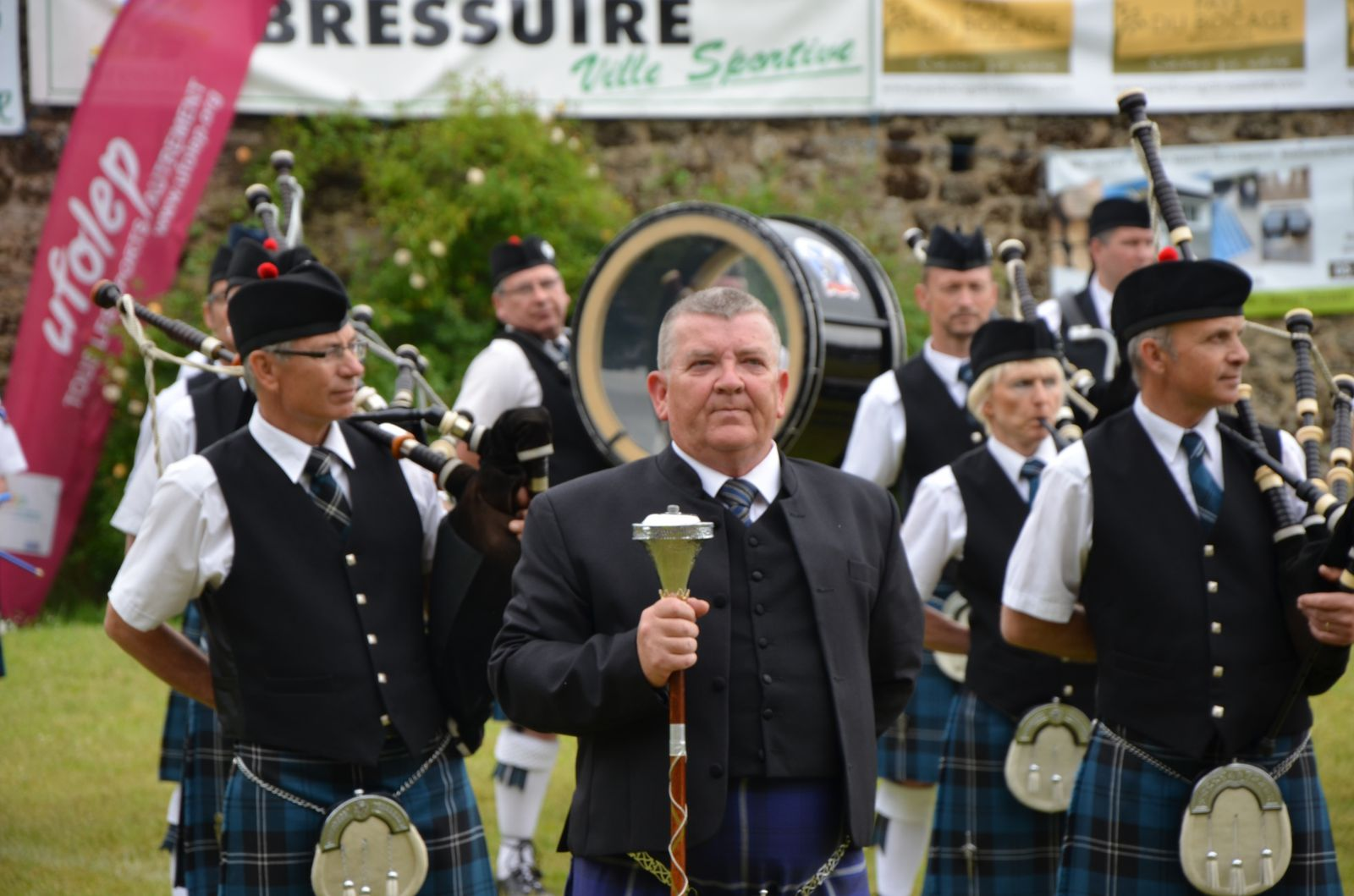 Highland Games - Bressuire 2013