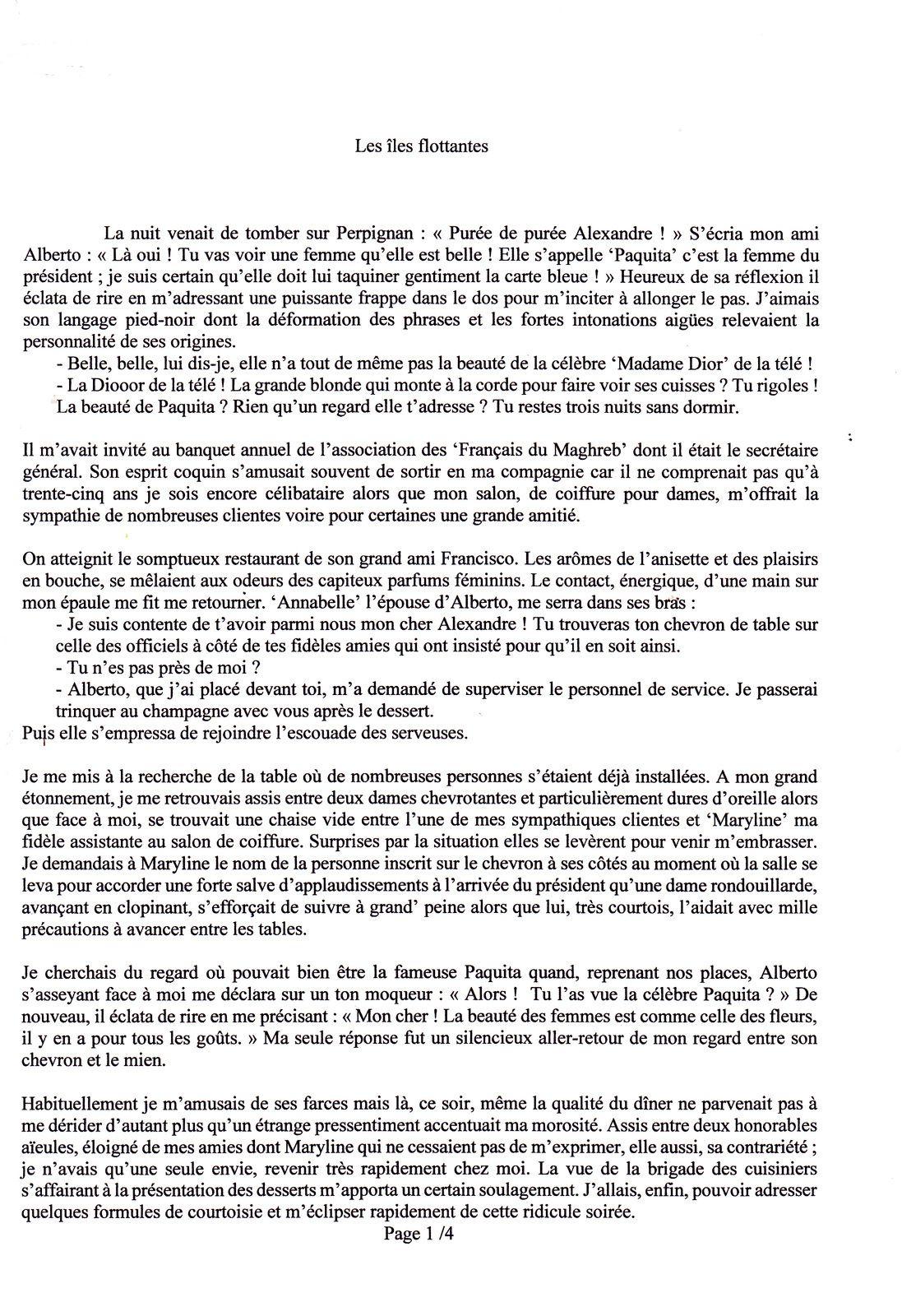 N07 NOUVELLES 2014-2015 Troisième prix &quot&#x3B;Jean-Edmond DEWIGNE&quot&#x3B;