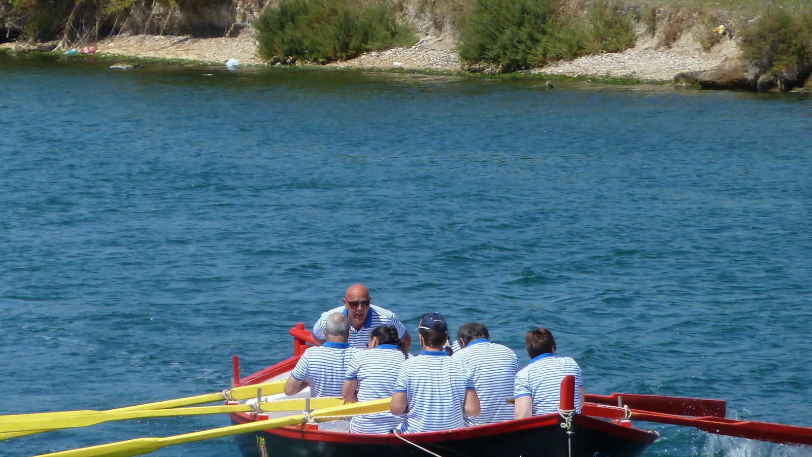 RAME CONVOCATION DU 24 Mai 2014 – Finale du championnat de rame traditionnelle à Martigues
