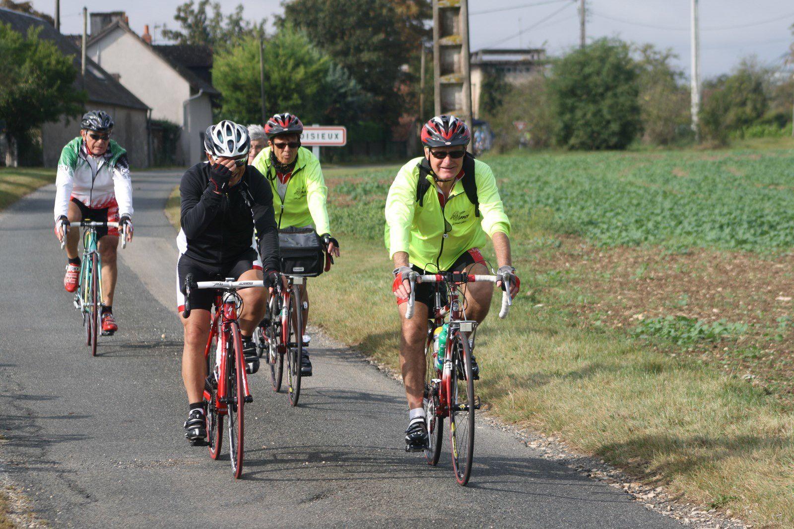 12ème Tour de la Communauté Vals de Cher &amp&#x3B; d'Arnon