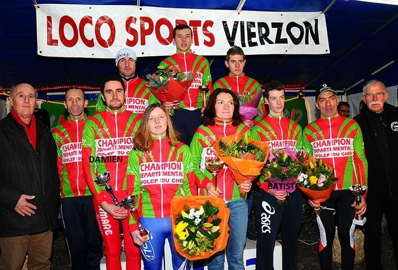 Saison Cyclo-cross 2014/2015