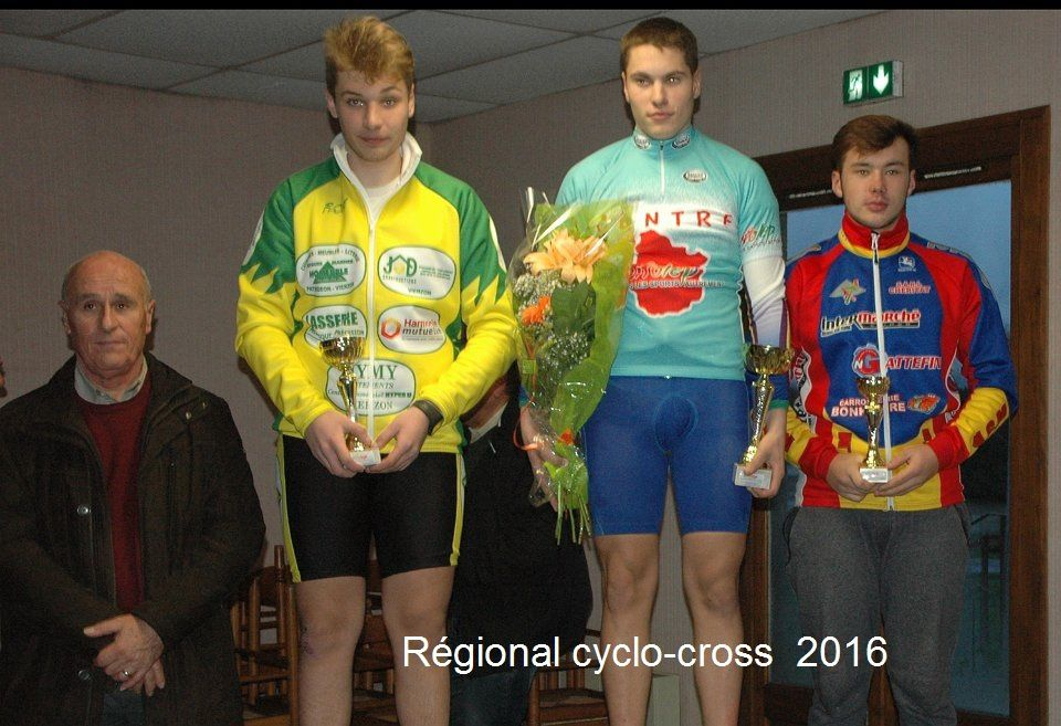 Saison Cyclo-cross