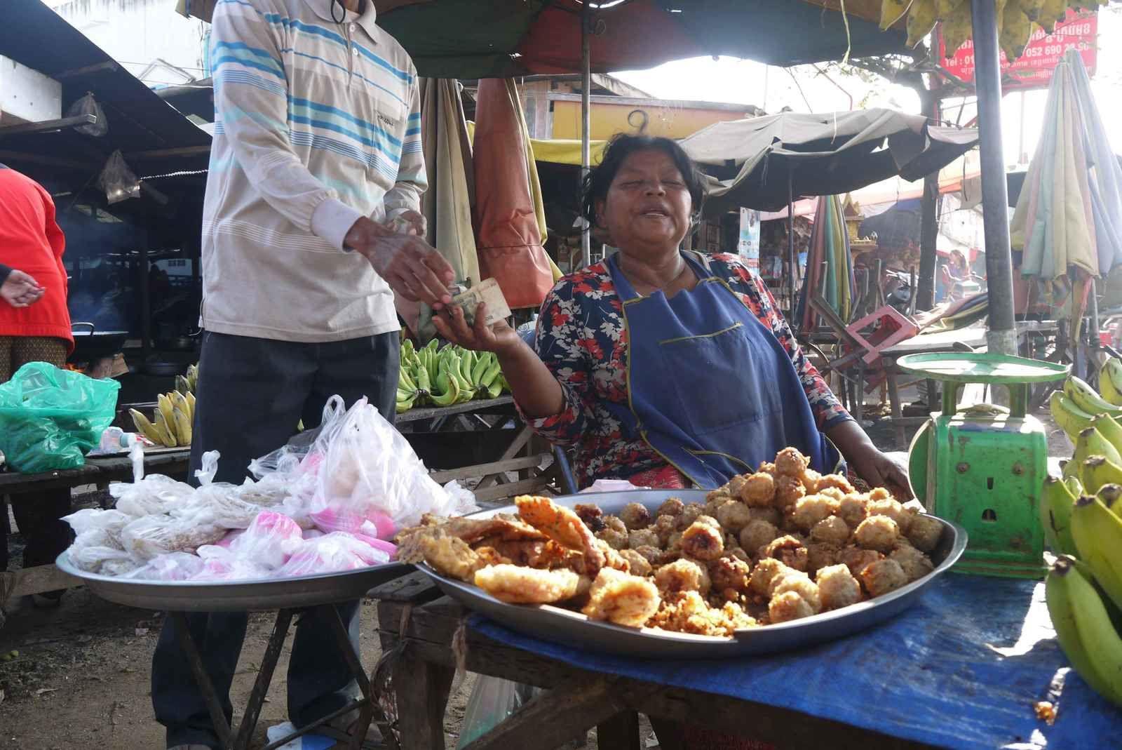 La marchande de bananes (celle qui nous a banané)