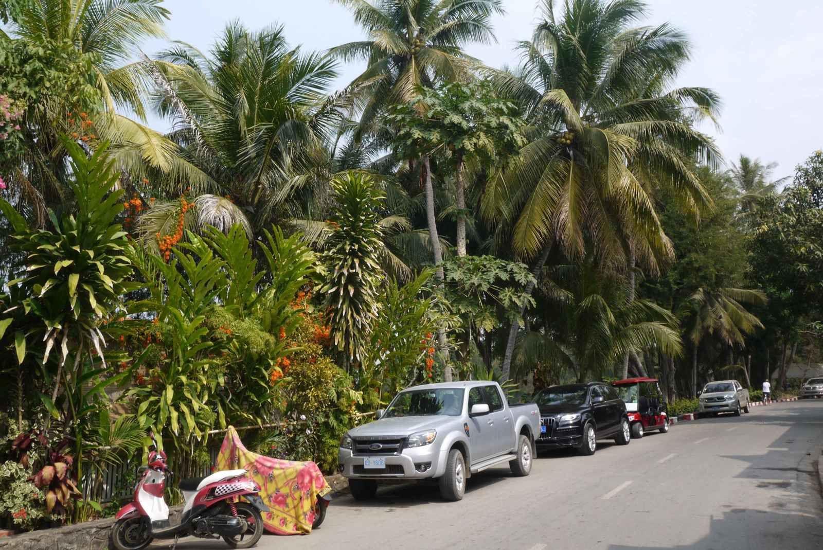 Rues de Luang Pranbang