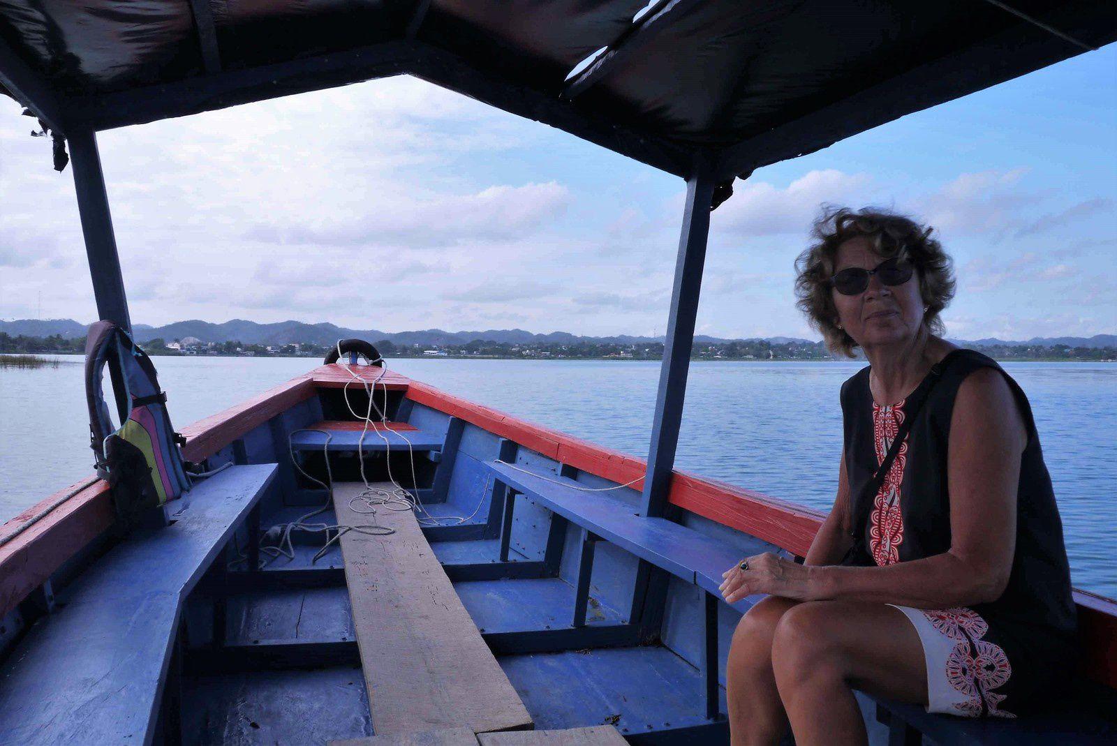 Le lac Peten-Itza avec 99 km² est le 3ème plus grand lac du Guatemala