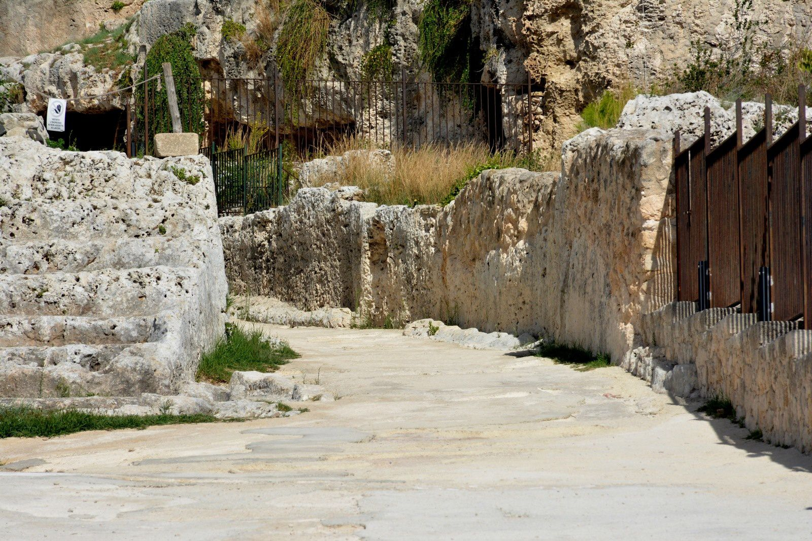 Sicilia settembre 2015 : Siracusa &quot&#x3B;Neapolis&quot&#x3B;.