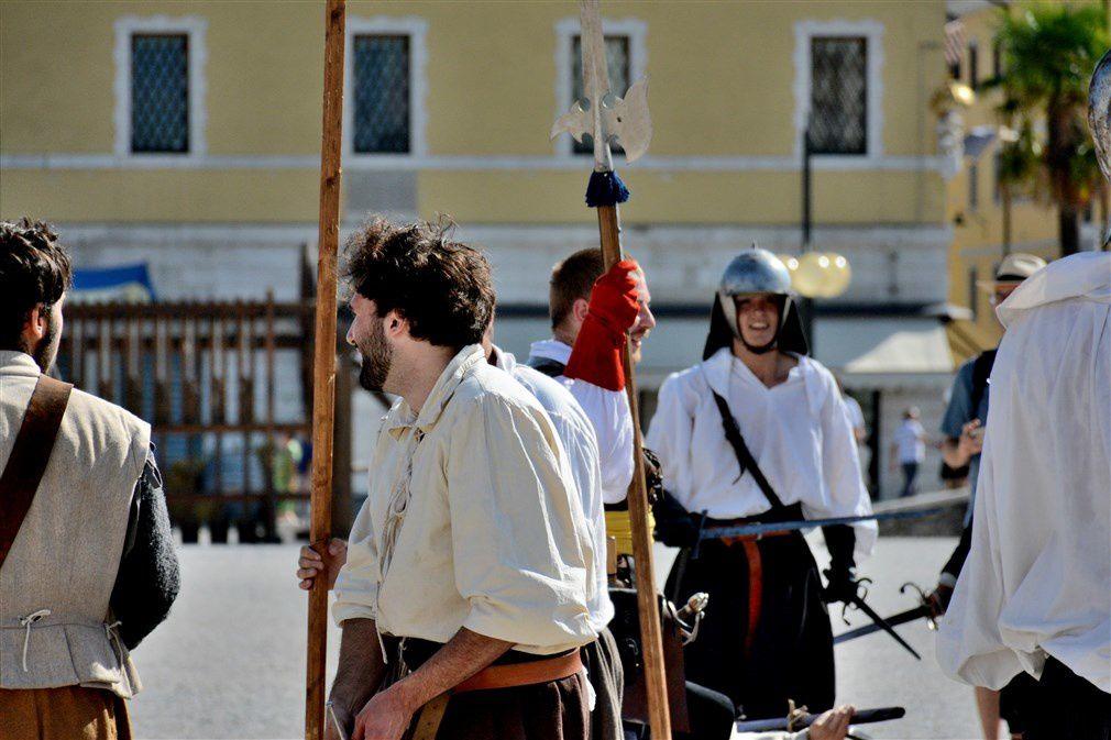 Palmanova 02-09-2017 : &quot&#x3B;Battaglia per le strade&quot&#x3B;..