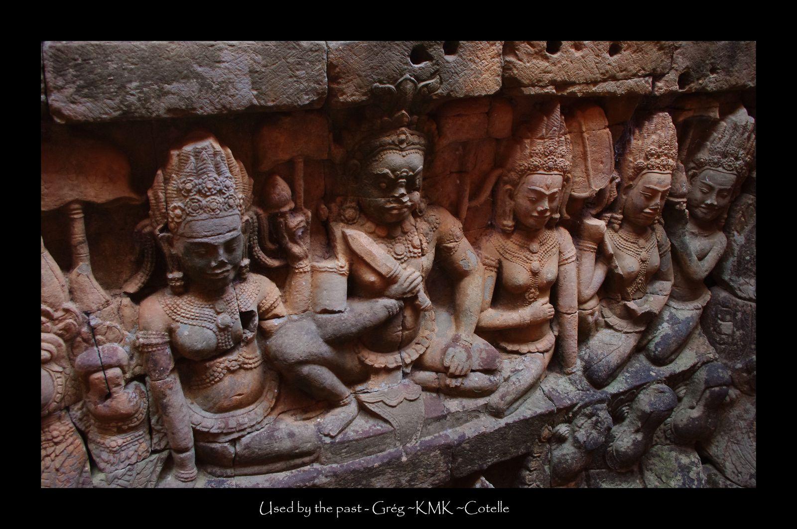 Trésors cambodgiens
