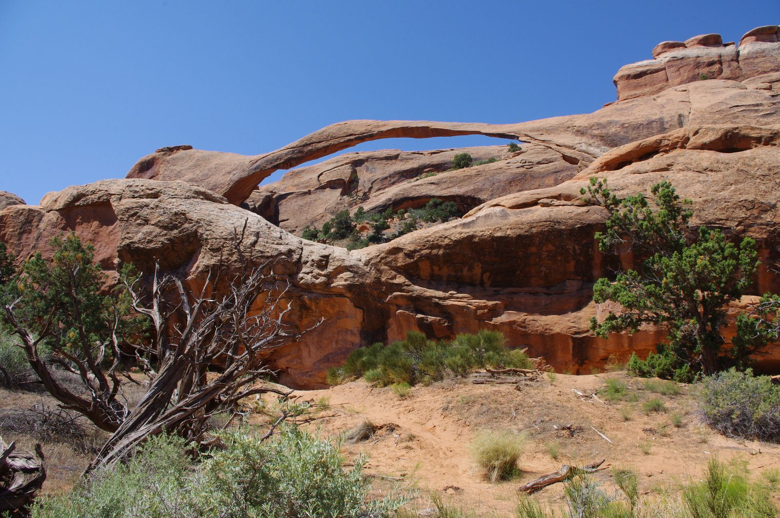 USA Road Trip - Jour 14/25 - Arches National Park