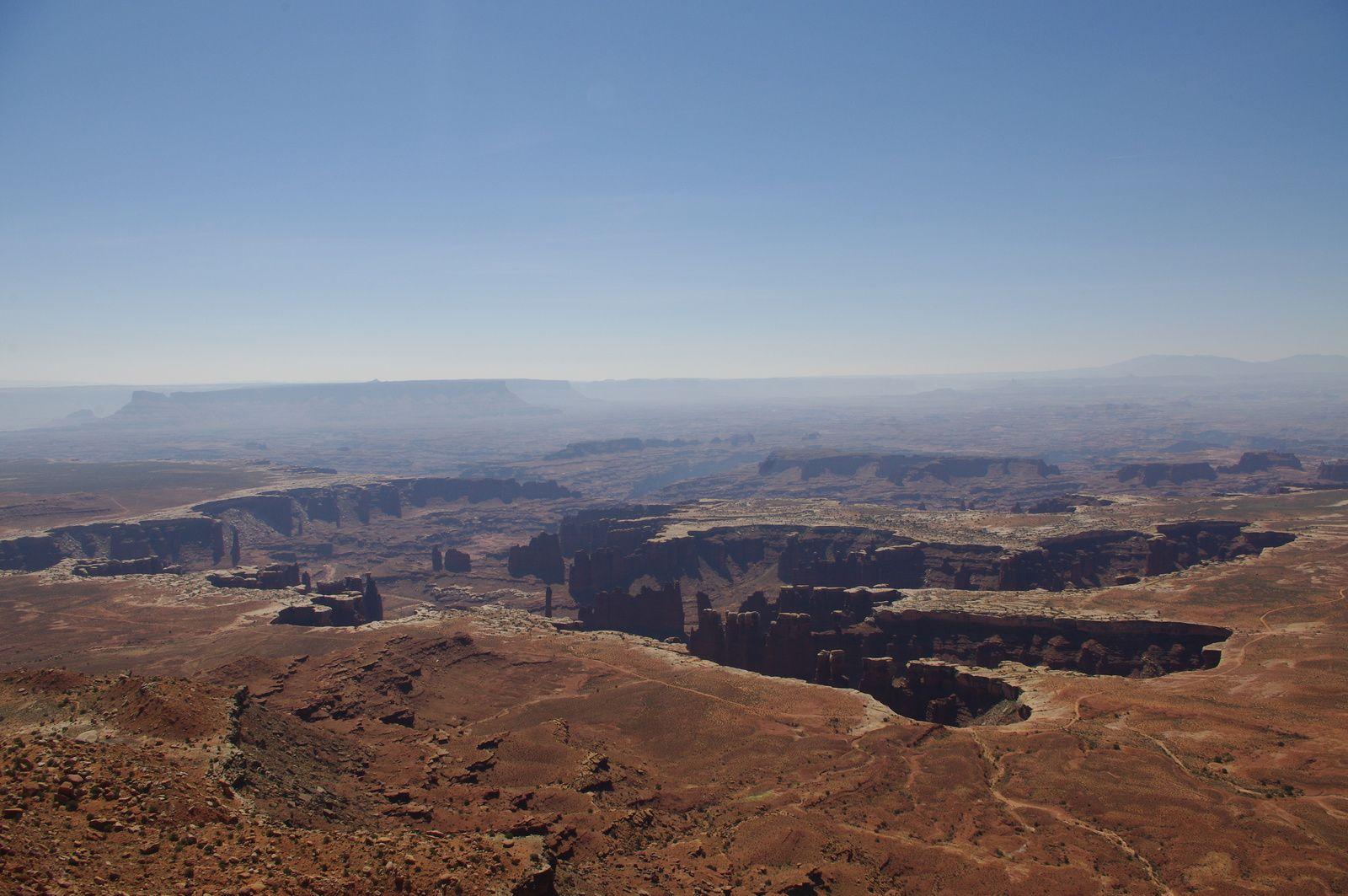 USA Road Trip - Jour 15/25 - Canyonlands National Park - Dead Horse State Park