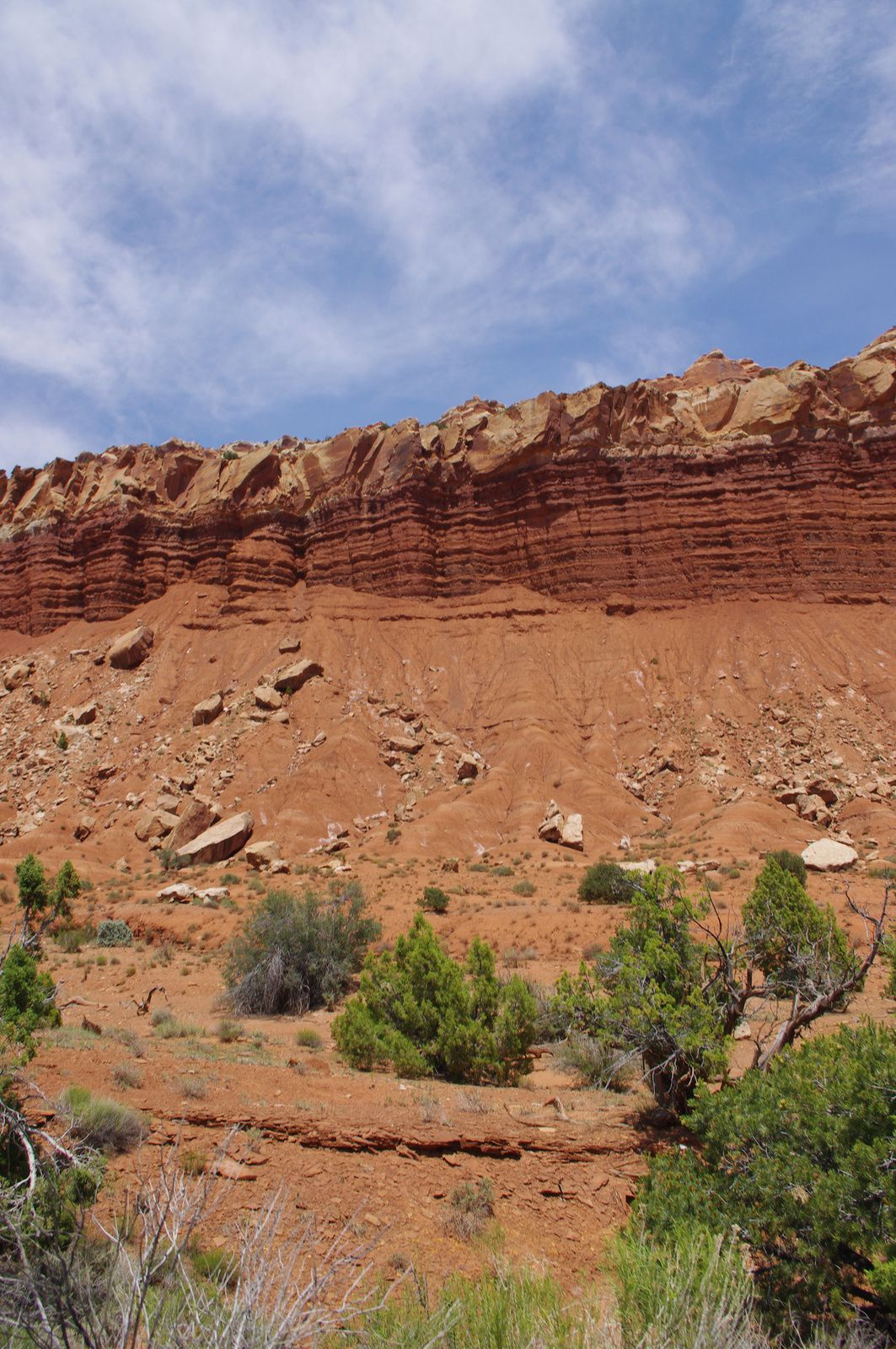 USA Road Trip - Jour 16/25 - Capitol Reef National Park - Torrey