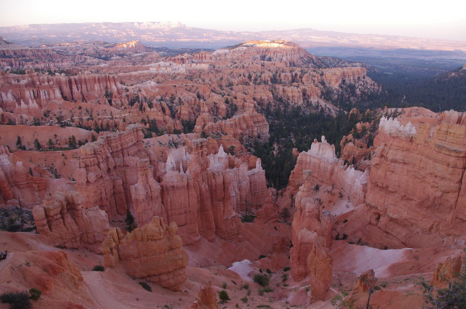 USA Road Trip - Jour 17/25 - Byway 12 - Bryce Canyon National Park