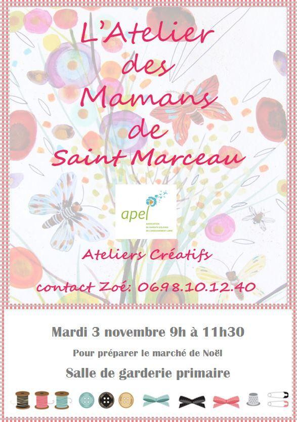 L'Atelier des Mamans de St MARCEAU