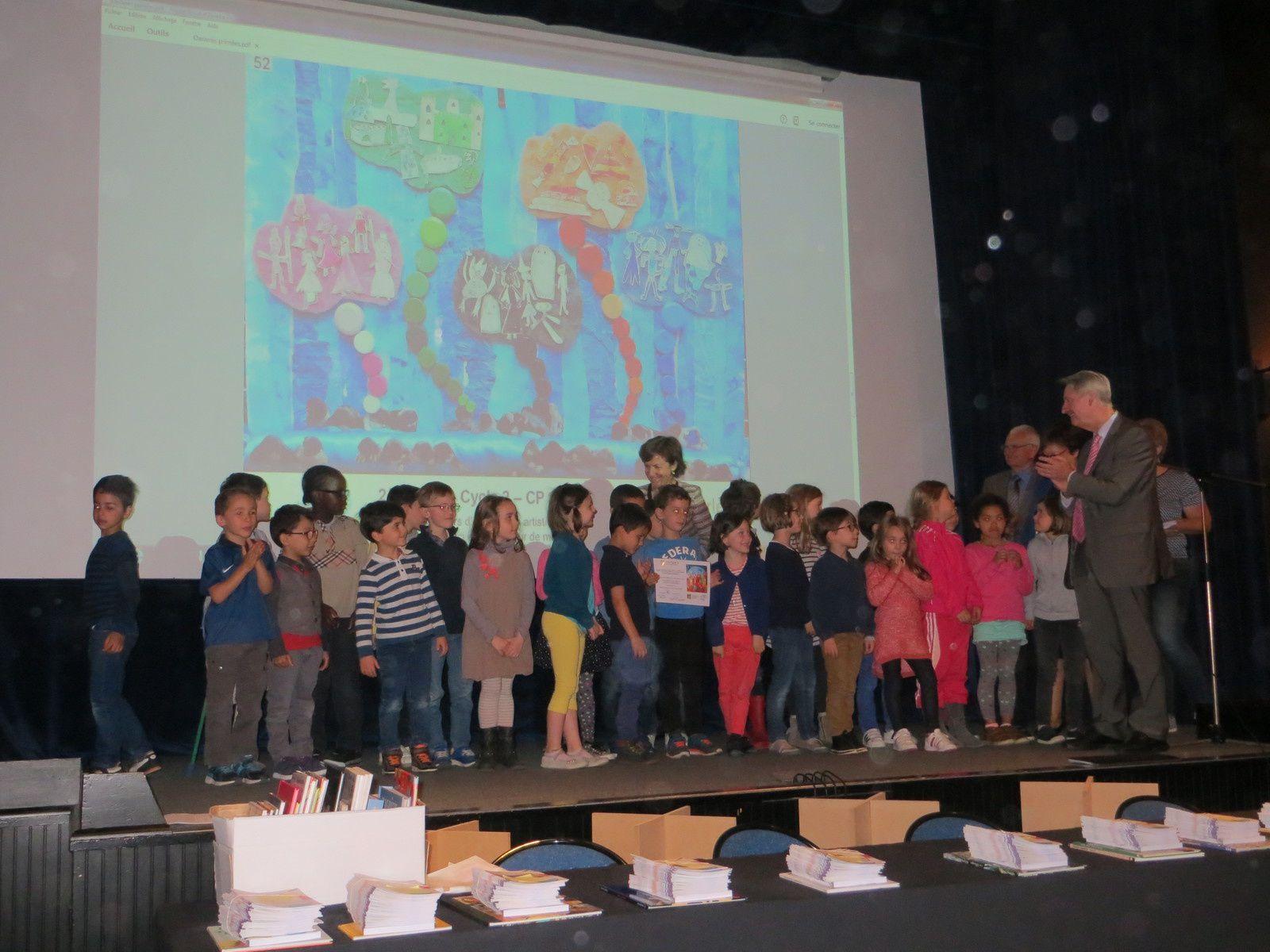 Concours d'expression artistique de la ville d'Orléans 2016