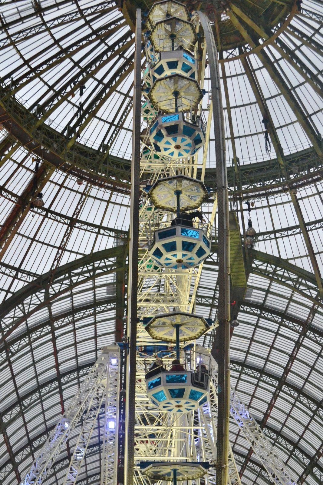 Photos au Grand Palais.
