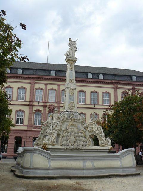 Trèves est peut-être la plus ancienne ville en Allemagne.
