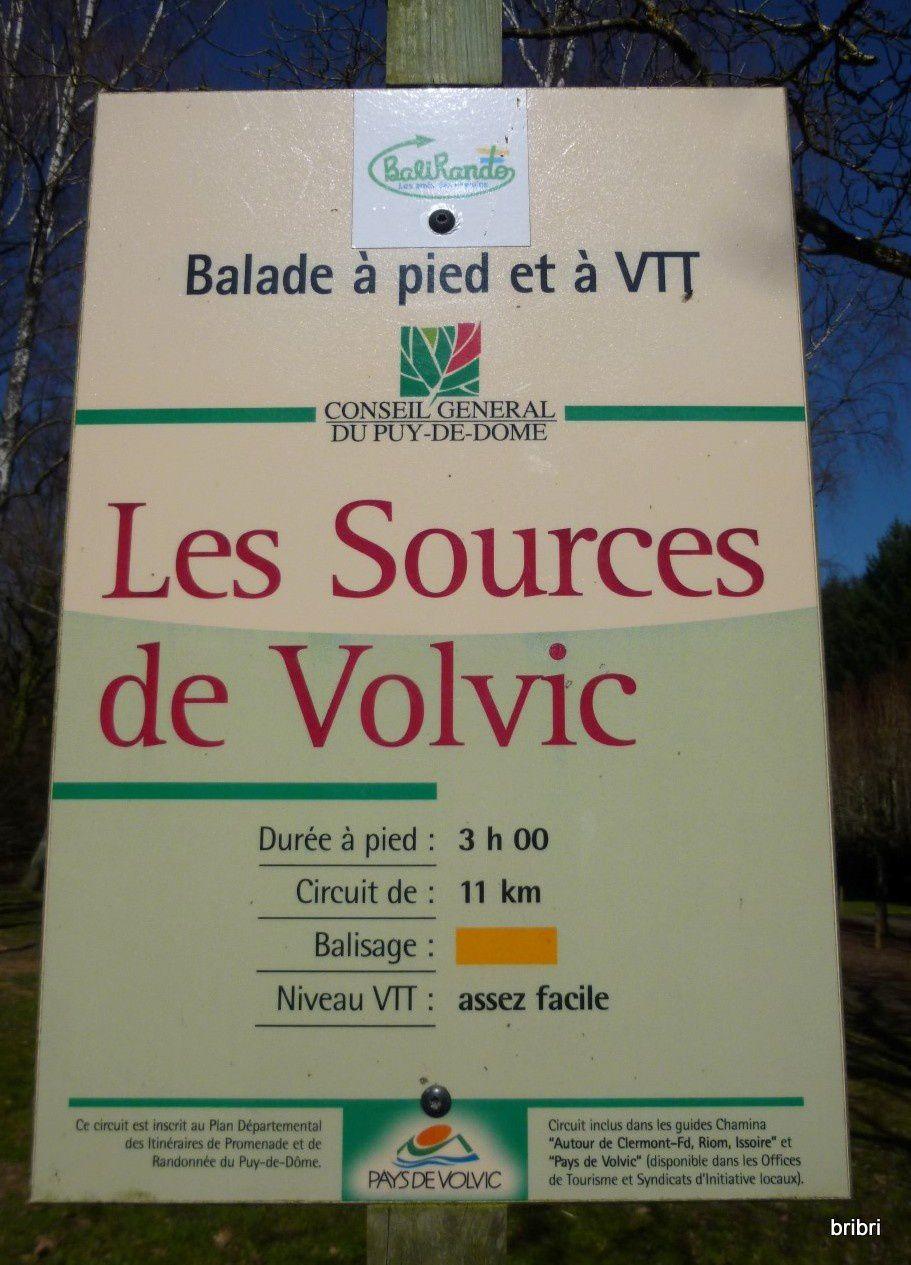 Rando à Volvic. M10.