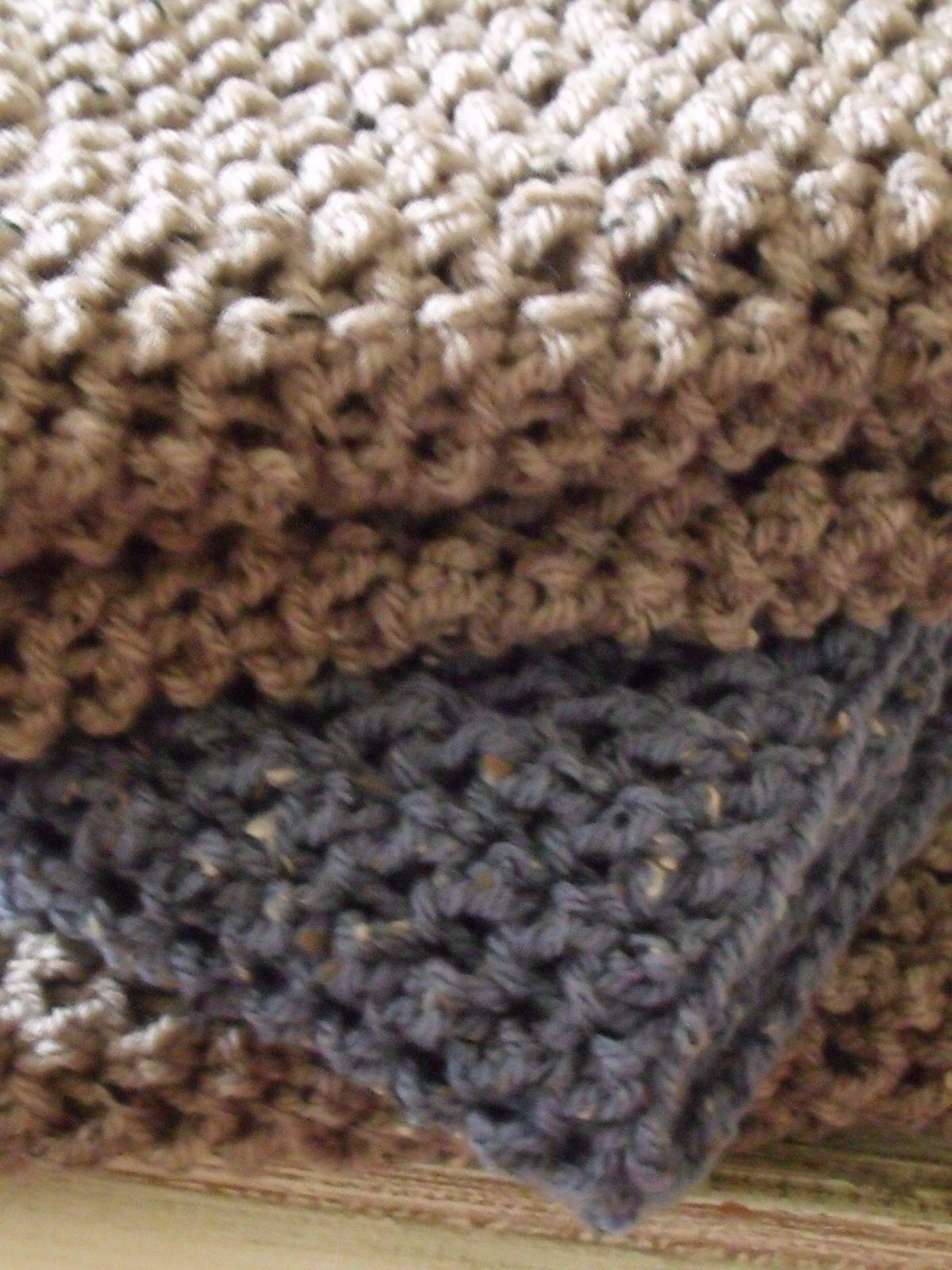 Snoods tricotés main ...