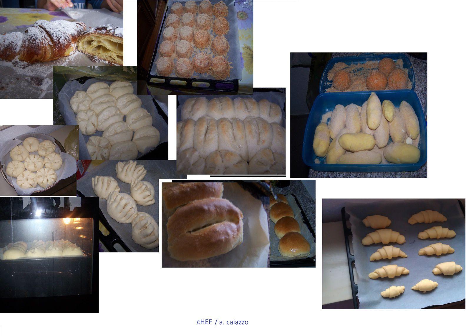 Facciamo pane. L´arte italiana.