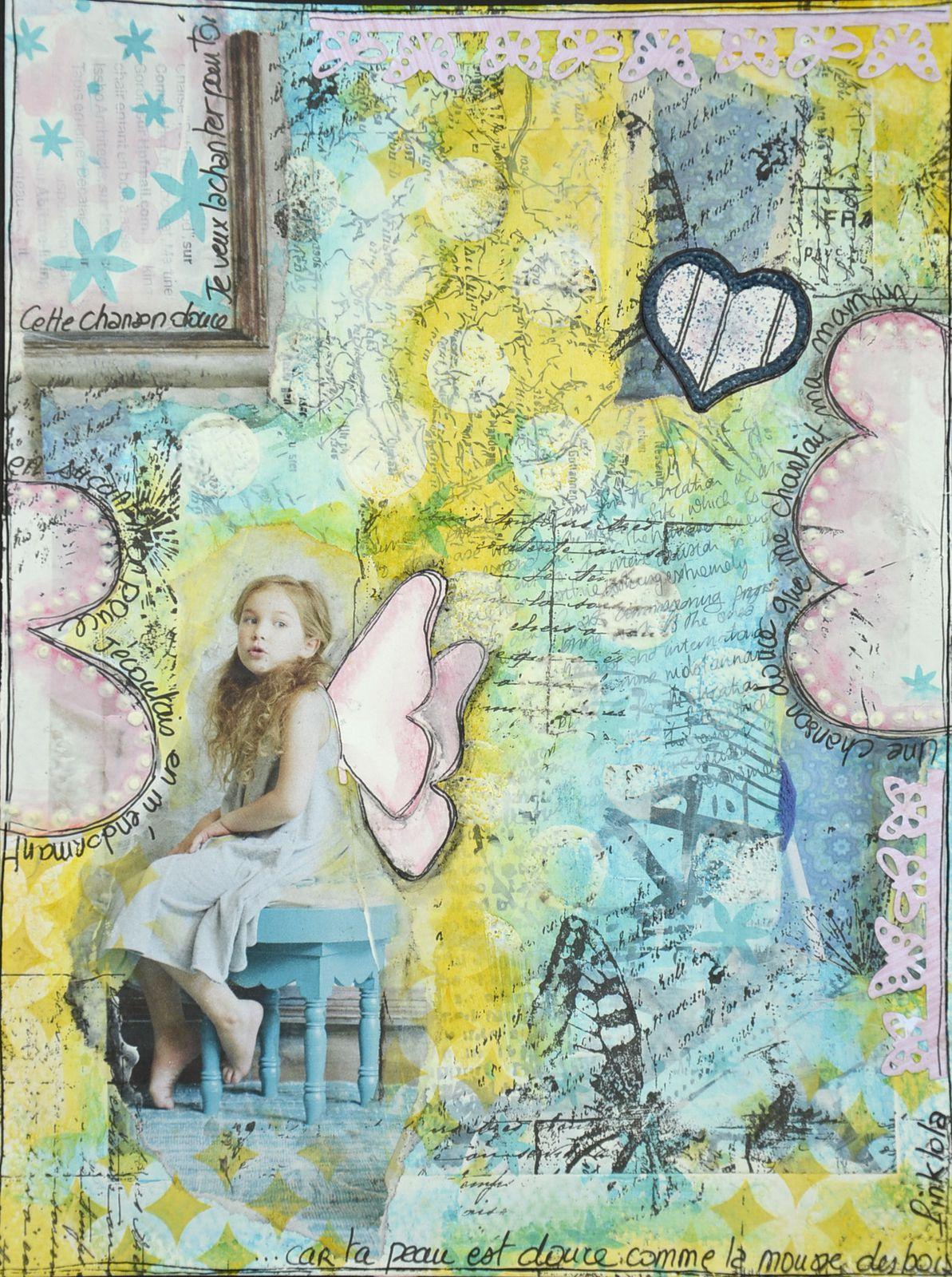 # 103 - Art journal en chanson