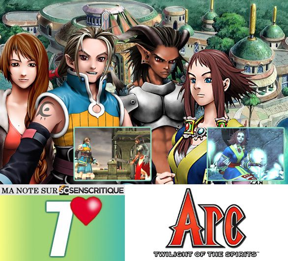 ARC THE LAD IV: Le Clan des Deimos [Test express]