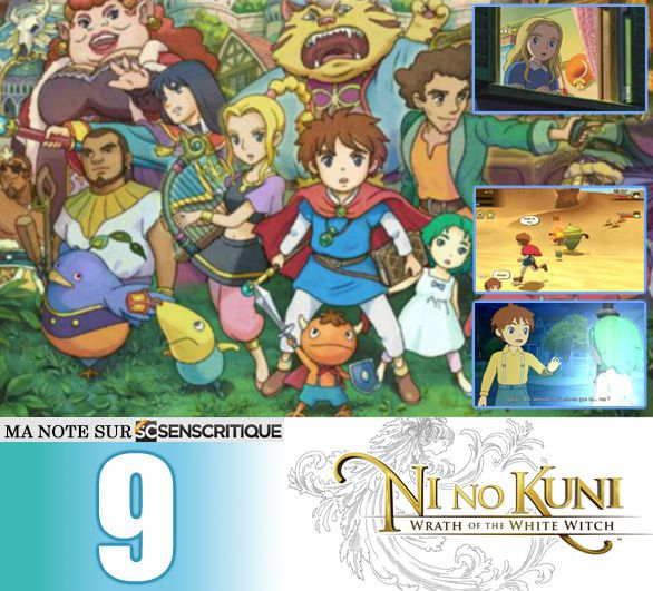 [Revue de test] NI NO KUNI [Test express]