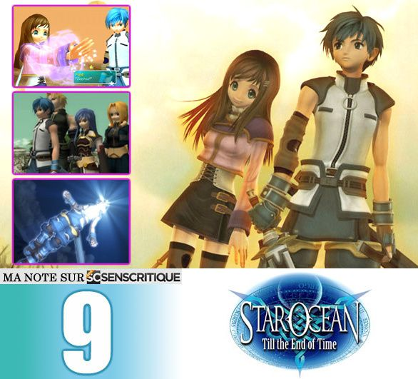 STAR OCEAN Till The End Of Time [Test express]