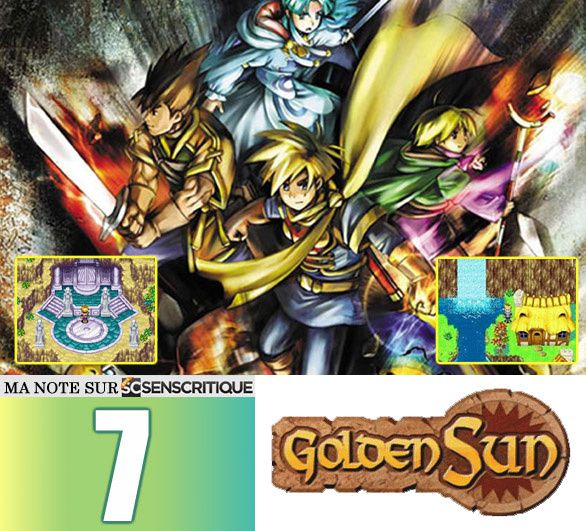 GOLDEN SUN [Test express]