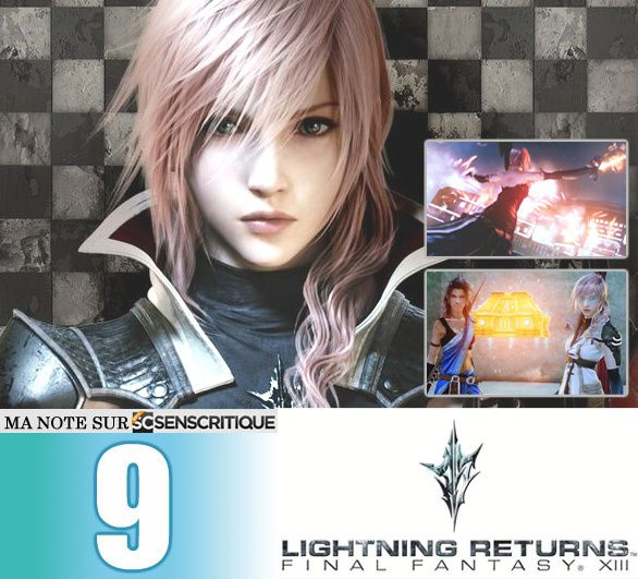 LIGHTNING RETURNS: FF XIII [Test express]