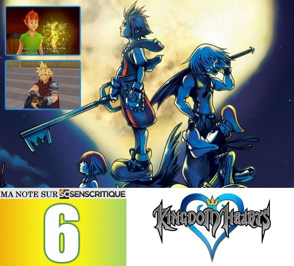KINGDOM HEARTS [Test express]