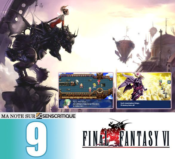 FINAL FANTASY VI [Test express]