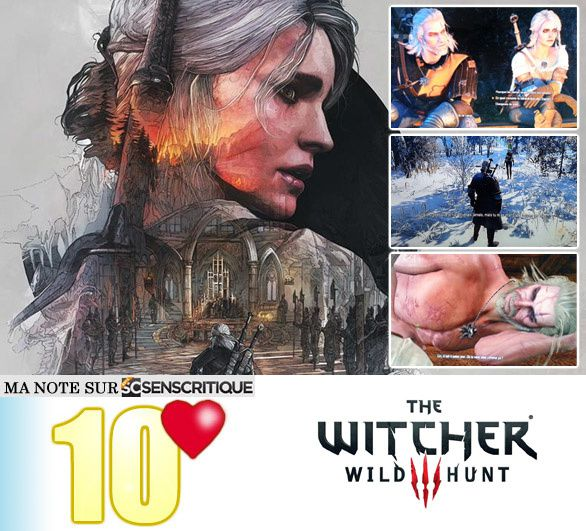 THE WITCHER 3: Wild Hunt [Test express]