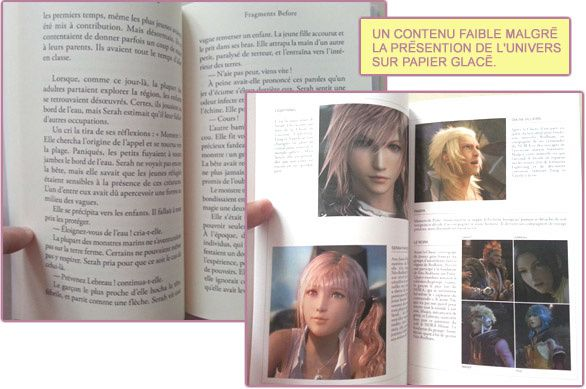FINAL FANTASY XIII-2, Fragments Before [Roman, Actu]