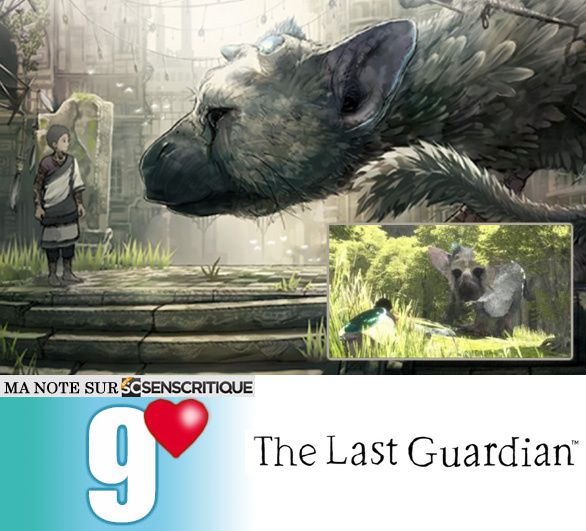 THE LAST GUARDIAN [Test express]