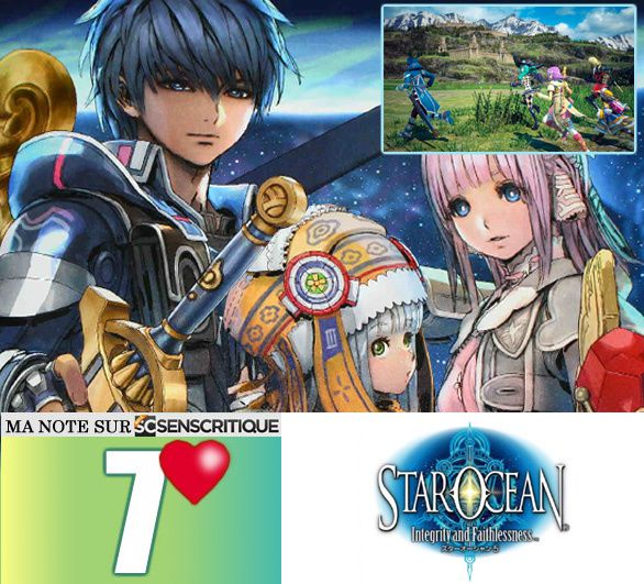 STAR OCEAN 5: Integrity and faithlessness [Test express]