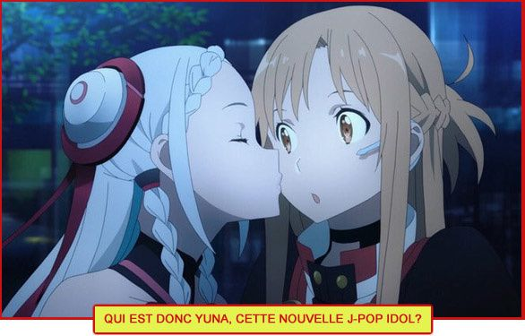 SWORD ART ONLINE: Ordinal Scale [Cinéma, animation]