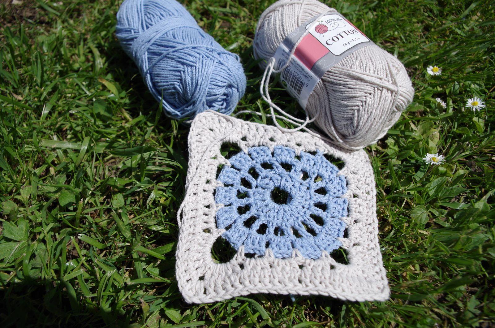 Crochet je continue....