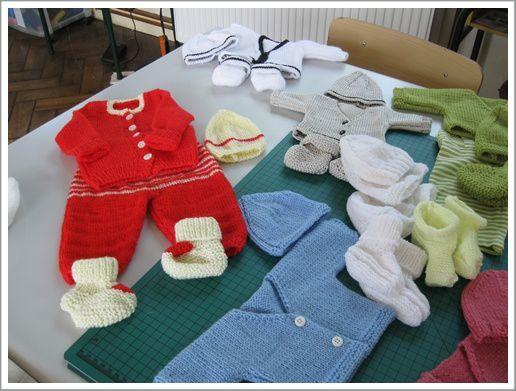 Journée du tricot à Sequehart