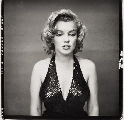 Marylin Monroe par Richard Avedon