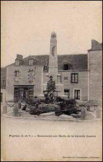 Pipriac, 1914 &quot&#x3B;l'année fatale&quot&#x3B;, journée d'études au Collège Saint-Joseph