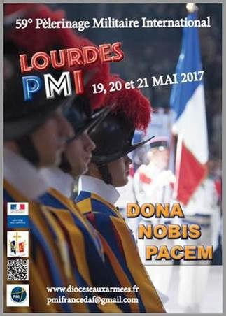 Pélérinage Militaire International 2017