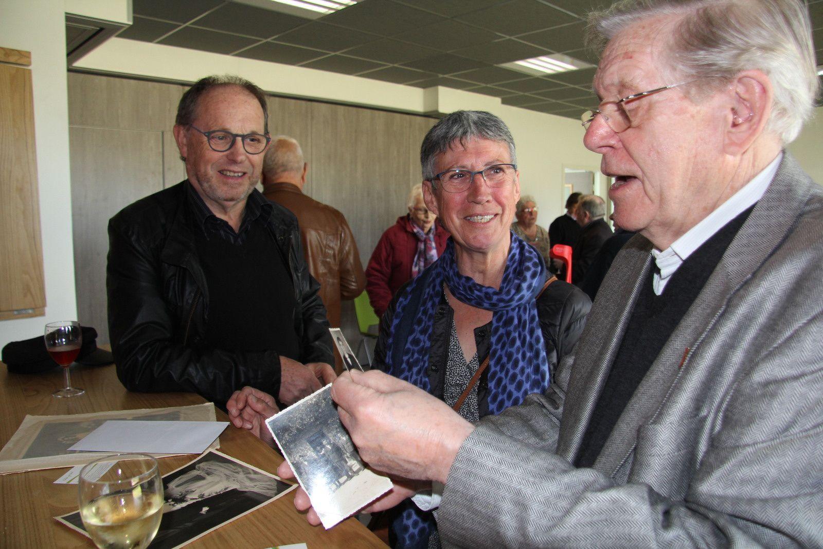 &quot&#x3B;L'UNC de Saint Méloir des Ondes accueille un ancien prisonnier allemand&quot&#x3B;